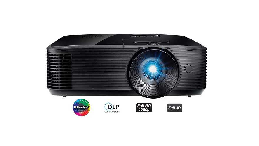 Optoma HD146X High Performance projector for movies & gaming review