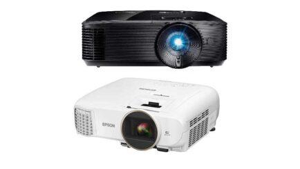 Optoma HD146X vs Epson 2150