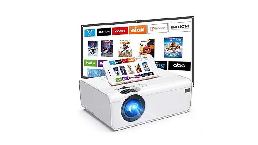 Uyole mini projector review