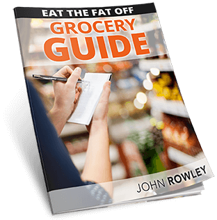 Eat the fat off grocery guide