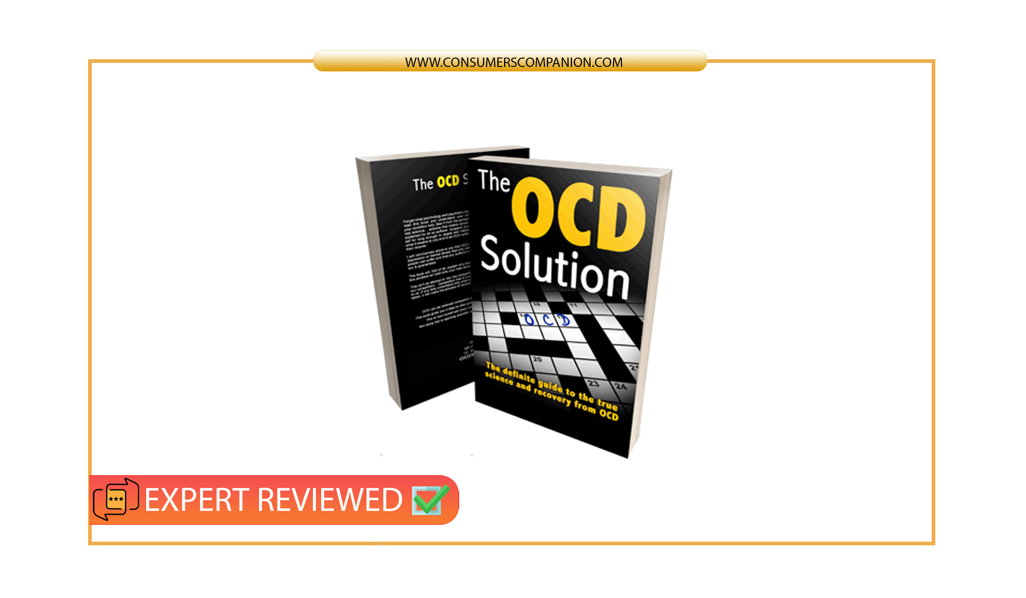 The OCD Solution reviews