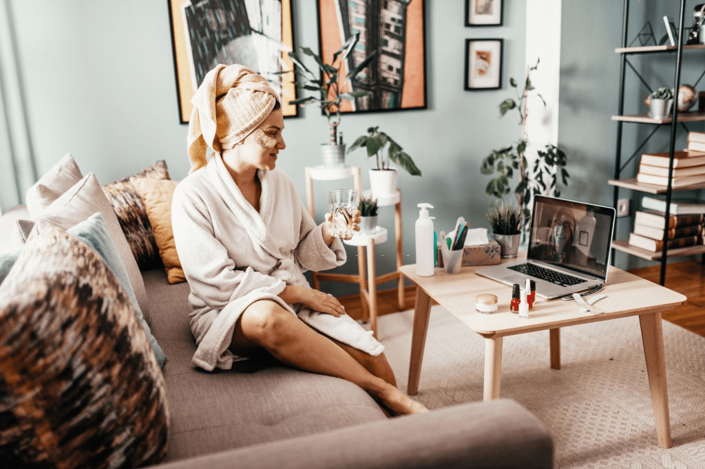 How To Keep Your Skin Healthy While You're Stuck At Home?