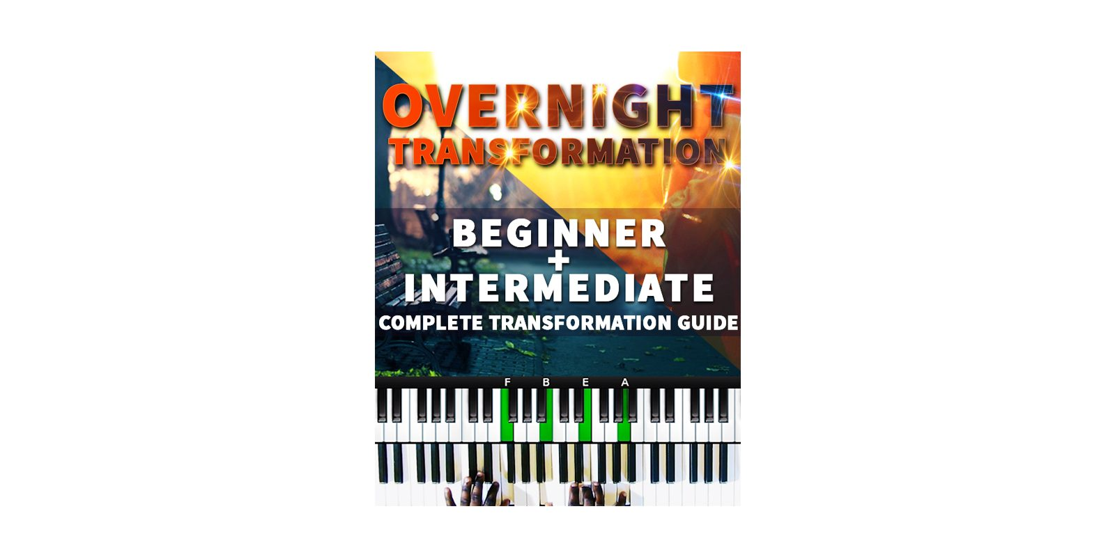 Overnight Transformation Beginner Gospel Piano Improvement Course Review