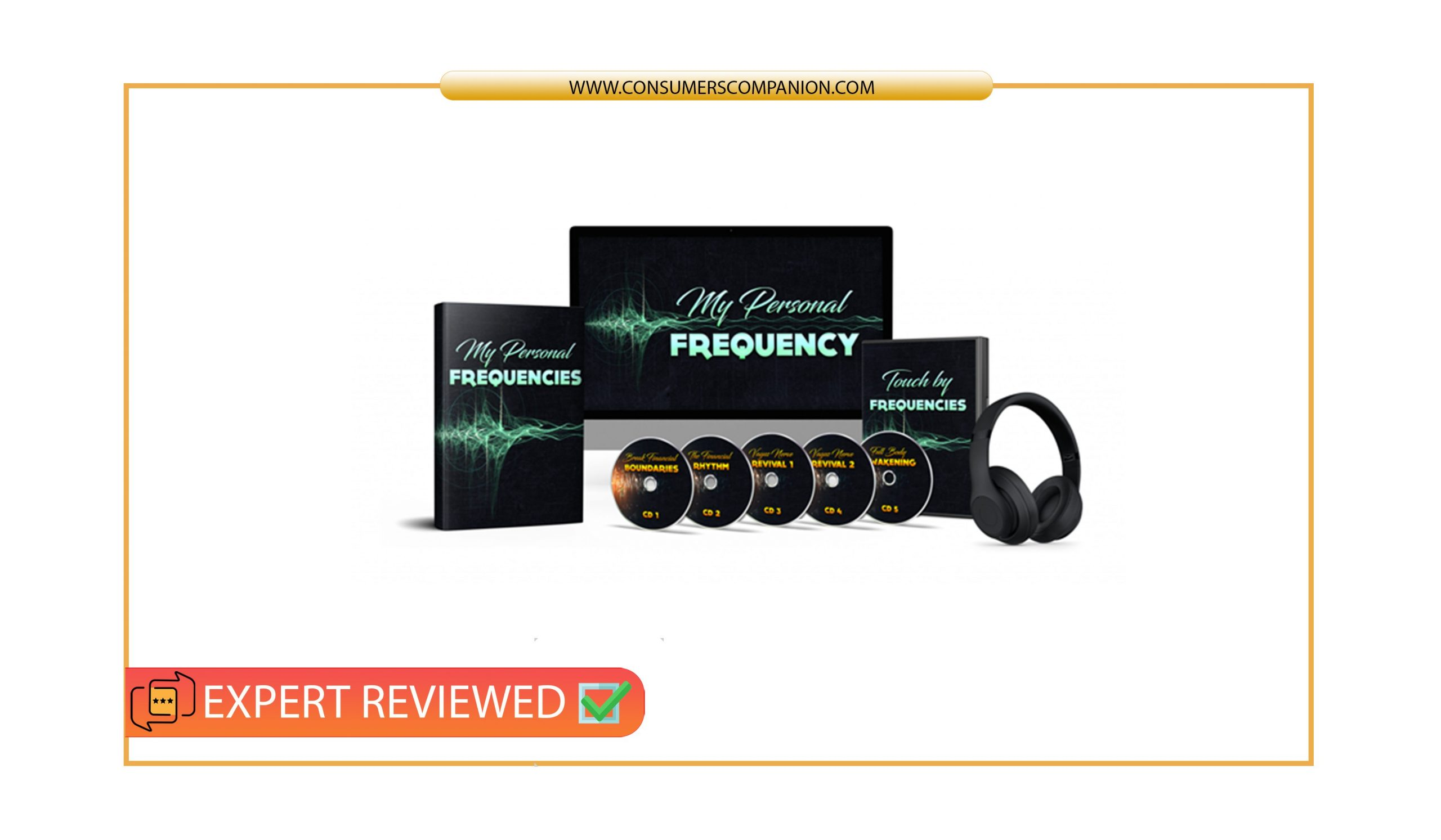 My personal frequency reviews