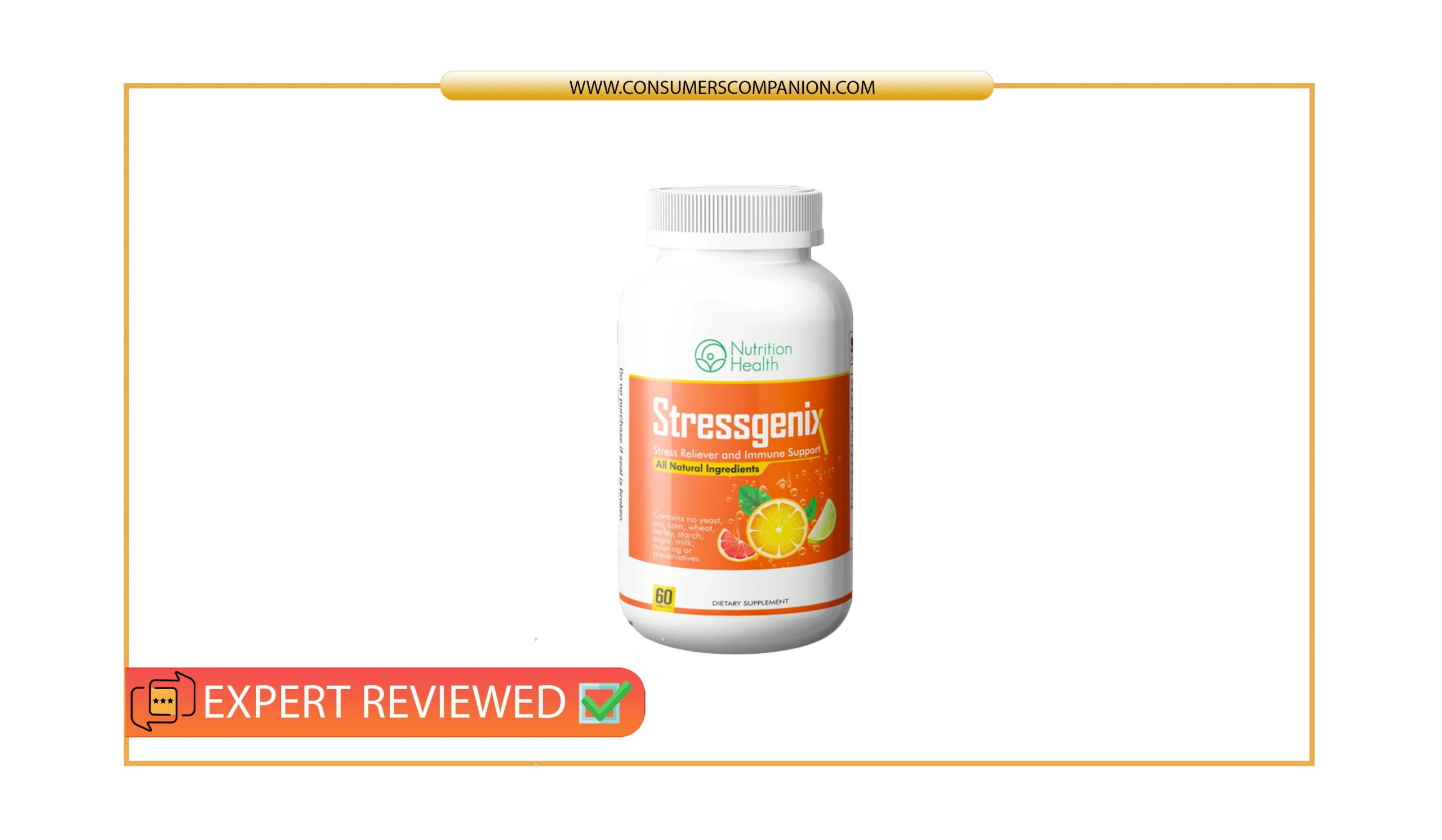Stressgenix Reviews