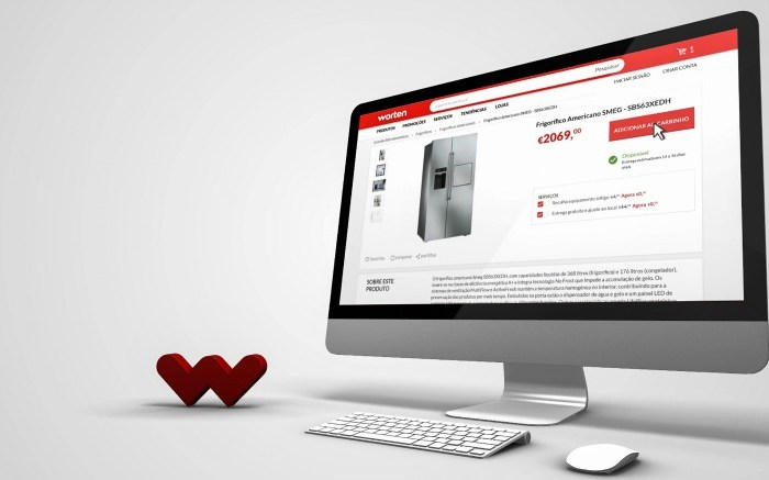 Worten lidera entre sites de eCommerce
