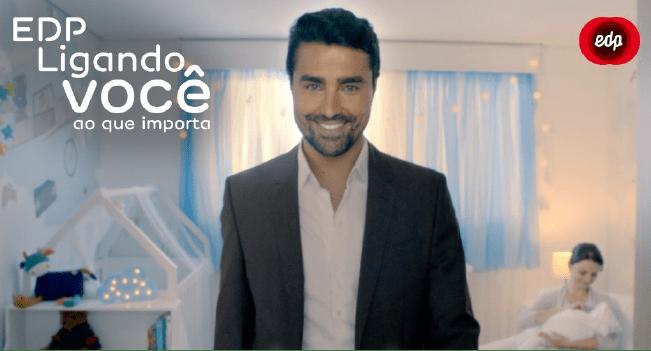 Ricardo Pereira protagoniza campanha da EDP Brasil