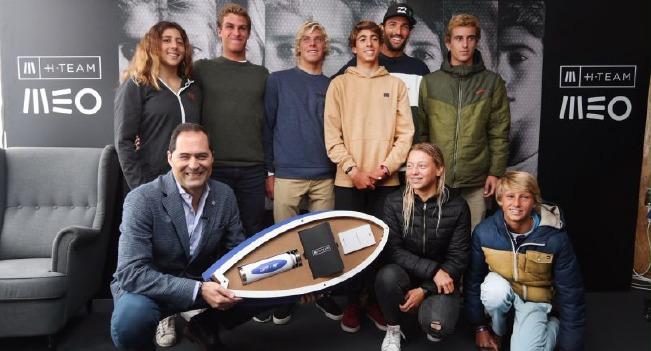 """A MEO H-Team surfa pela """"humanização da sociedade"""""""