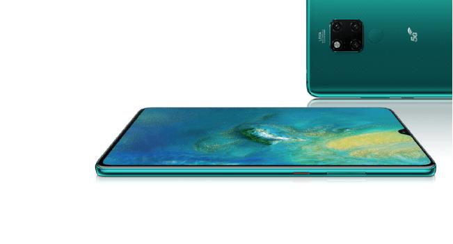 Huawei Mate20 X 5G: o primeiro smartphone 5G em Portugal