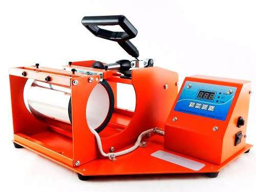 Impressão em produtos para sublimação