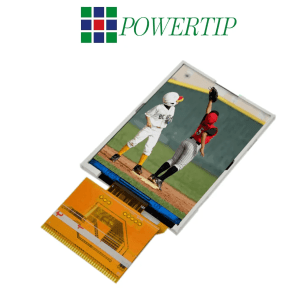 Full Angle Display High Resolution Powertip
