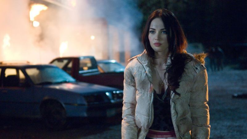 Megan Fox on the recognition after years of the film Killer Body