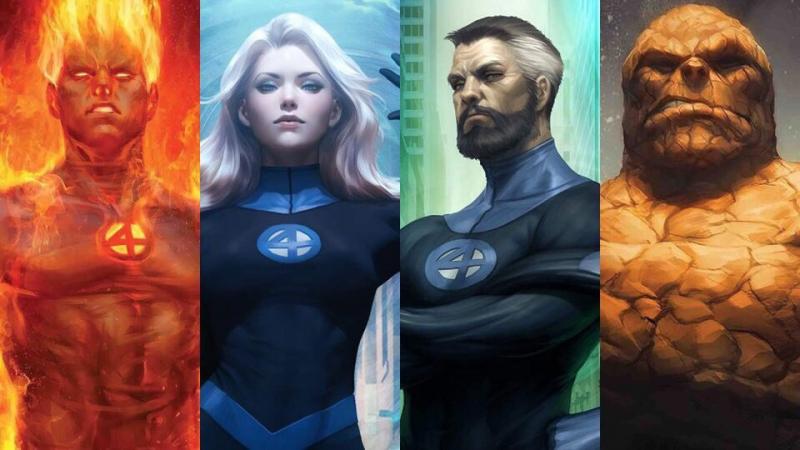 Fantastic Four - Emily Blunt and John Krasinski comment on the fan casting