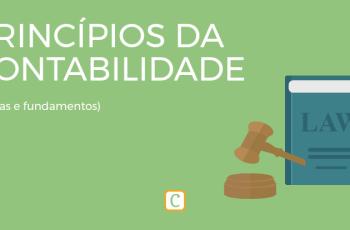 PRINCÍPIOS DA CONTABILIDADE – REGRAS E FUNDAMENTOS.