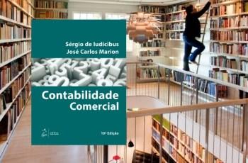 Biblioteca em Casa, Contabilidade Comercial.