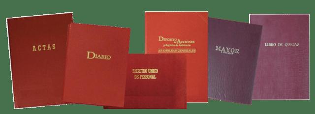 Resultado de imagen para libros obligatorios de contabilidad