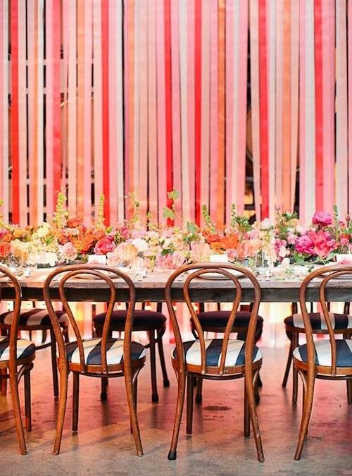 10 Maneras de poner un lazo en tu boda