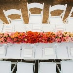 Tipos de mesas para tu banquete