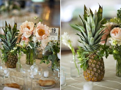 centro-mesa-boda-tropical-piña