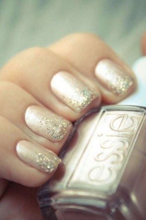 manicura-novia-glitter