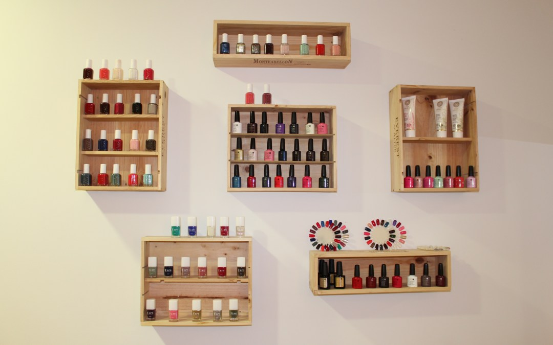 Uñas perfectas por Mimo -The beauty room-