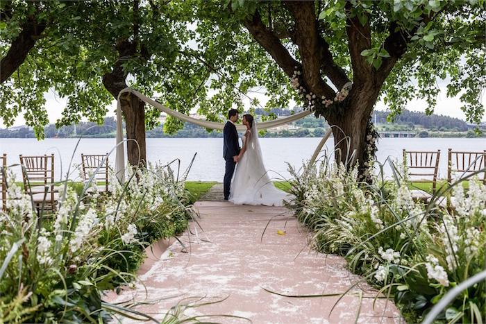 La boda de Inés y Álex vol. I