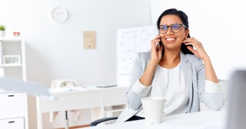 Following up with clients using a CRM contact management tool