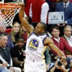 114-124. Curry y Thompson imponen su inspiración encestadora ante Rockets