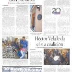 Edición impresa del 31 de enero del 2018