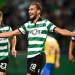 El Sporting visita Setúbal antes del enfrentamiento copero ante el Oporto