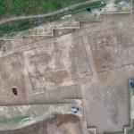 Hallan los restos de una oficina gubernamental china de hace dos milenios