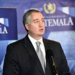 Nuevo ministro del Interior de Guatemala figura en los Papeles de Panamá