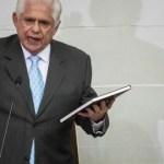 Presidente del Parlamento venezolano pide suspender presidenciales de mayo