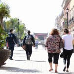 Aumenta ambulantaje en calle Constitución