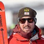 Hirscher lidera eslalon de Schladming con 20 centésimas sobre Kristoffersen