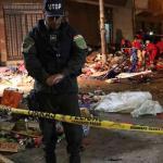 Al menos dos muertos y diez heridos en la explosión en Oruro en Bolivia