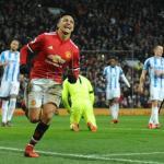 Alexis se estrena, el United gana al Huddersfield y el City pincha