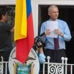 """Ecuador asegura que hay """"temores fundados"""" por la vida de Assange"""