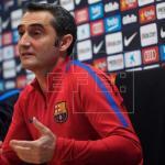 "Valverde: ""Lo hemos pasado mal"""