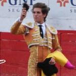 El español Ginés Marín corta la única oreja en Guadalajara (México)