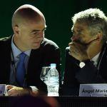 """FEF: """"FIFA recuerda no permitir injerencias de terceros en asuntos internos"""""""