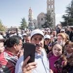 Concluye Caravana por la Dignidad de Chihuahua con acuerdo