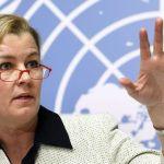 La alta comisionada de la ONU para los Refugiados inicia visita a Honduras