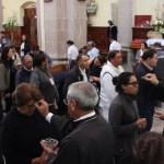 Alumnos del CAS reciben Ceniza en San Agustín