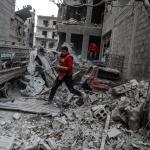 Al menos 22 muertos por un bombardeo de la coalición en el noreste de Siria
