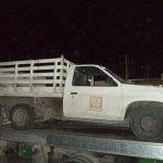 Recuperan policías 2 carros robados