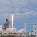 Despega el satélite español Paz desde la base estadounidense de Vandenberg