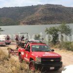 Hallan ahogado a un hombre en el vaso de la presa Guadalupe Victoria