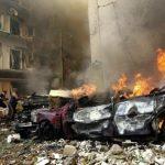 Al menos ocho muertos por la explosión de un coche bomba en el norte de Siria