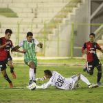 Alacranes y rojinegros dividen puntos en el Zarco